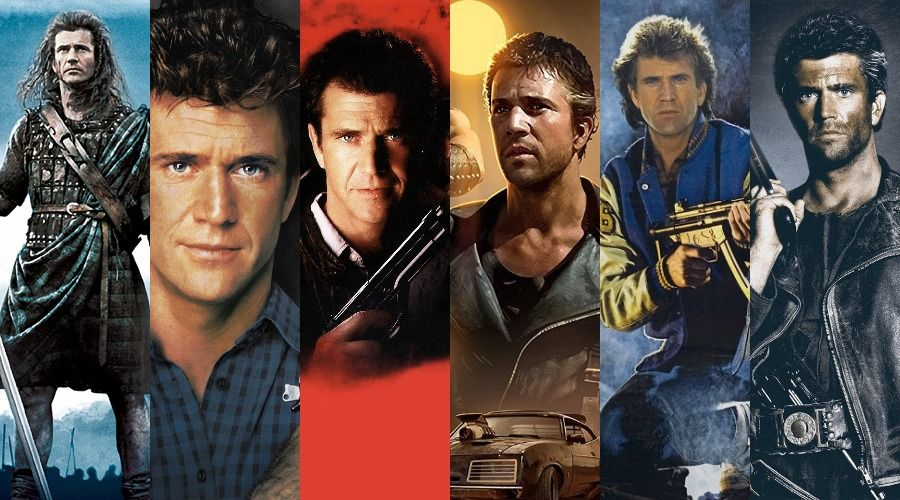 best Mel Gibson movies