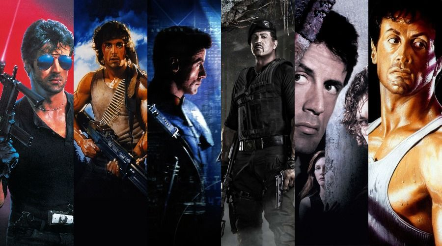 best Sylvester Stallone movies