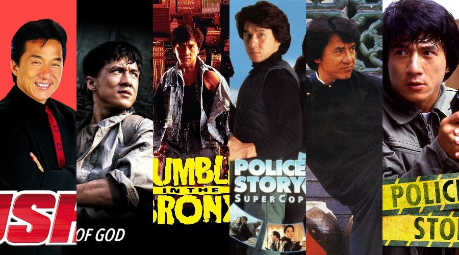 best jackie chan movies