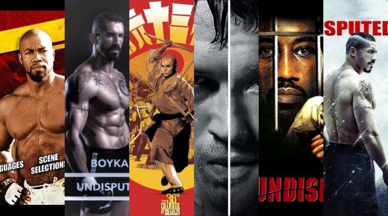 best martial marts movies on netflix