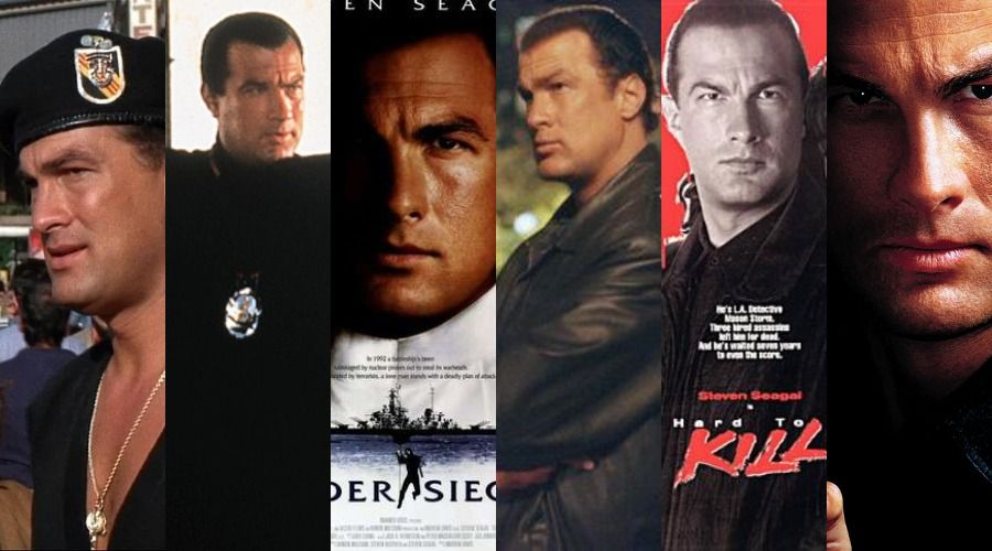 best Steven Seagal movies