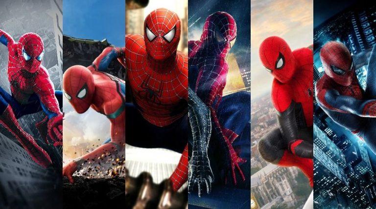 all spider-man movies