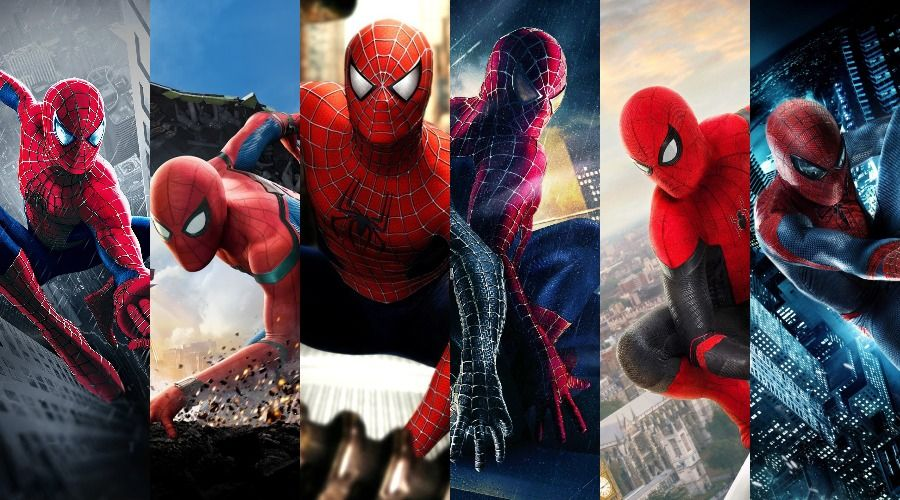 all spider-man movies