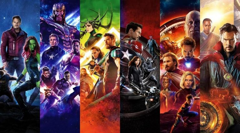 list of marvel cinematic universe films