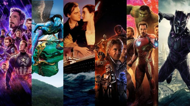 highest grossing movies of all time