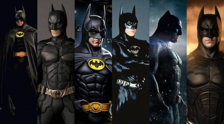 all batman movies in order