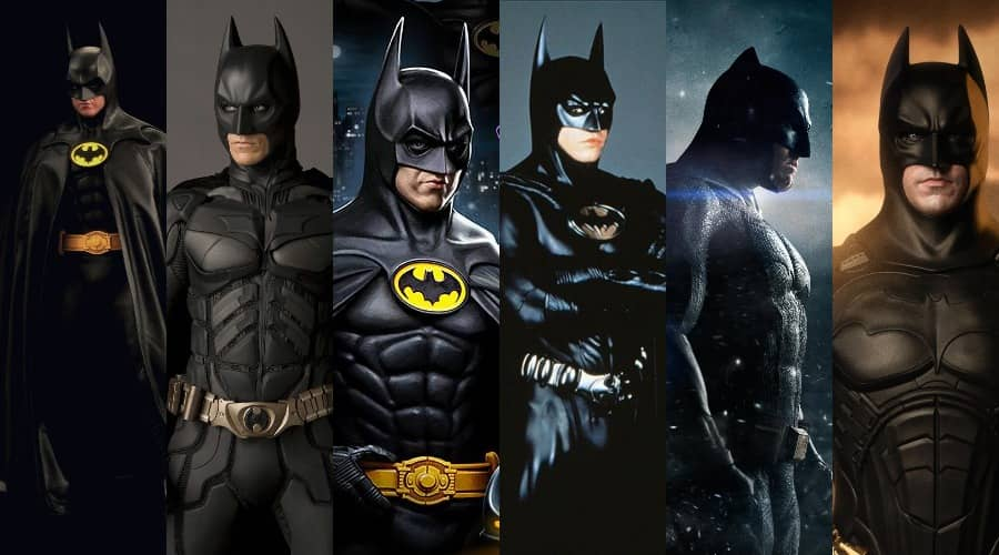 all batman movies in order