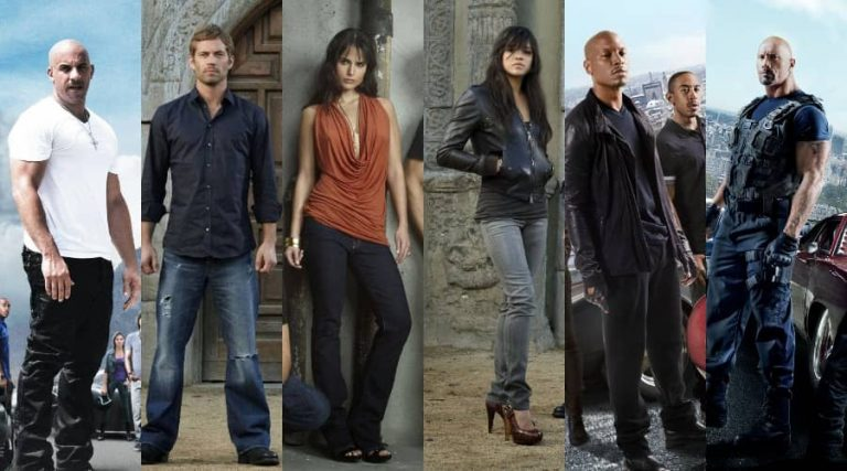 All Fast and Furious Movies